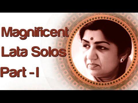 Lata Mangeshkar Solo Superhit Songs – Vol 1 – Old Bolly…