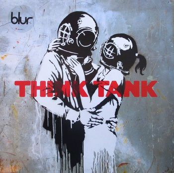 Think Tank album cover