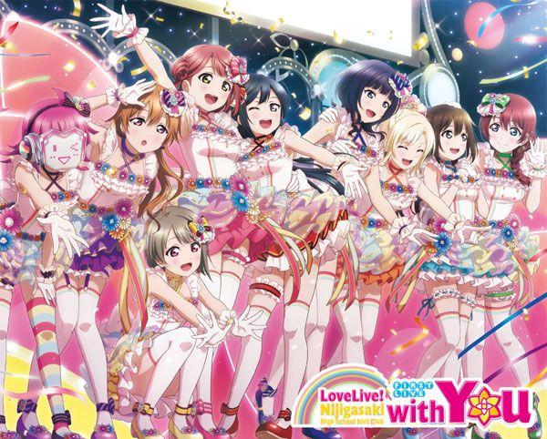Pin On Love Live School Idol Project