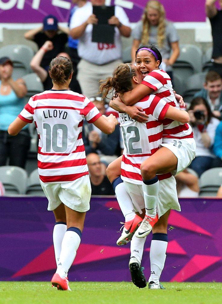 Sydney Leroux Photo - Olympics Day 7 - Women's Football Q/F - Match 20 - USA v New Zealand