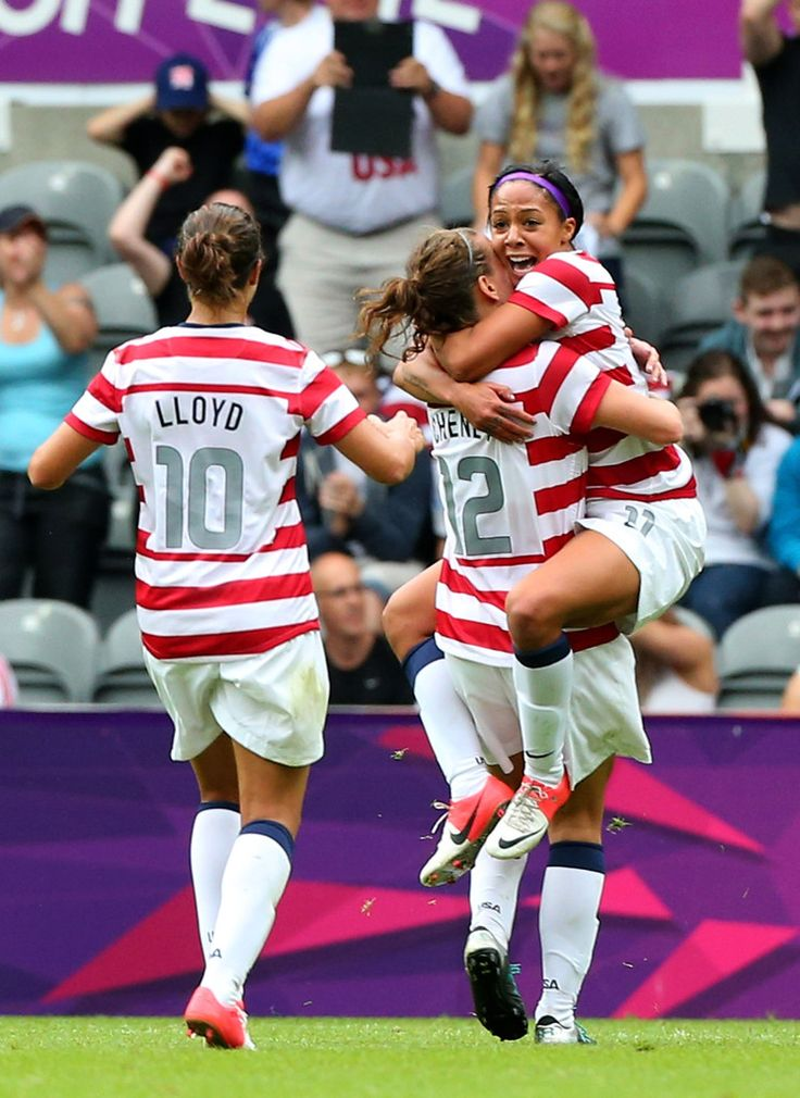 Sydney Leroux Photo - Olympics Day 7 - Women's Football Q/F - Match 20 - USA v New Zealand
