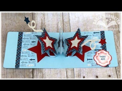 PU2 Pop 'n Cuts Triple Star Card - YouTube