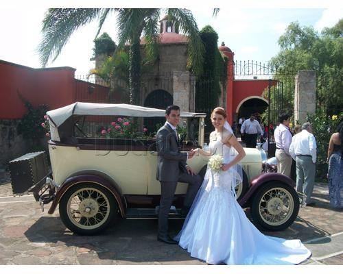 Ford Phantom 1928 descapotable /  Auto Epoca / autos para boda / Jalisco