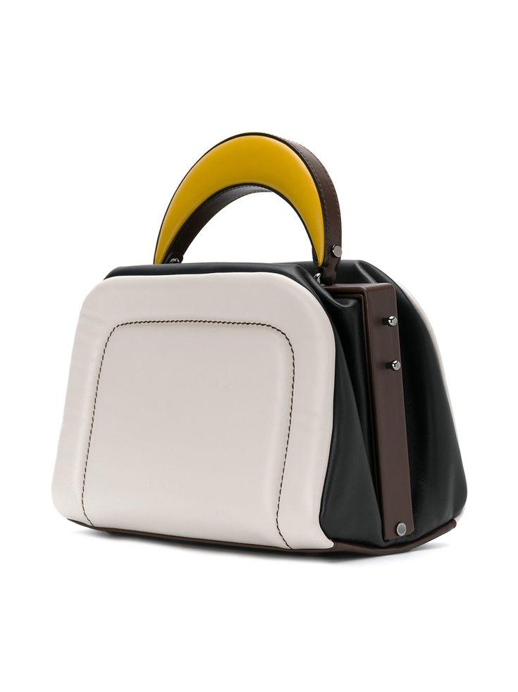 Marni structured shoulder bag