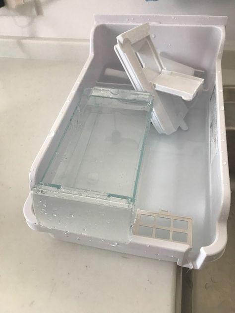 冷蔵庫の自動製氷機をナチュラルクリーニングで定期清掃!|LIMIA (リミア)