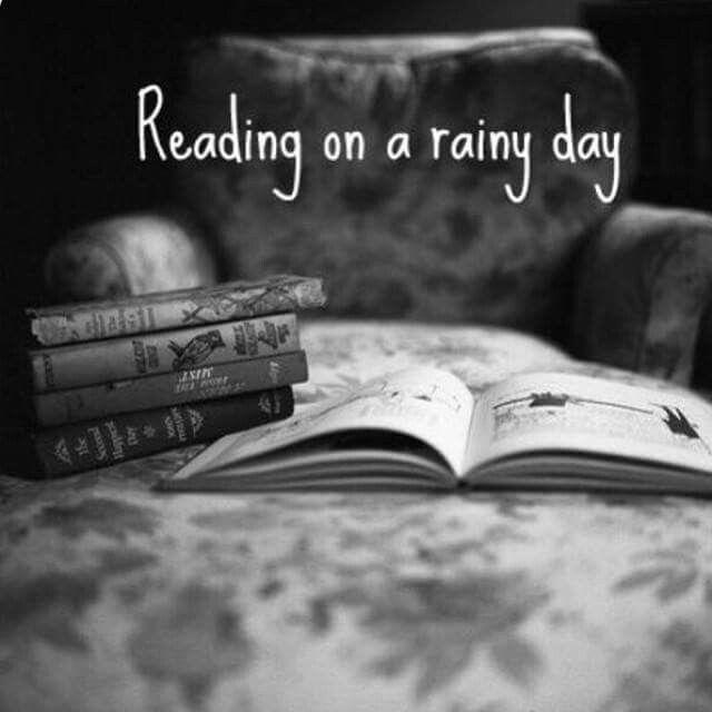 Rainy Day Quotes For Facebook: 63 Best Images About Rainy Days And Books On Pinterest