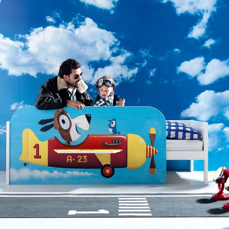 Lovely Range of Themed Children's Beds Mixing Fun, Play and Rest - http://freshome.com/2014/09/20/lovely-range-of-themed-childrens-beds-mixing-fun-play-and-rest/