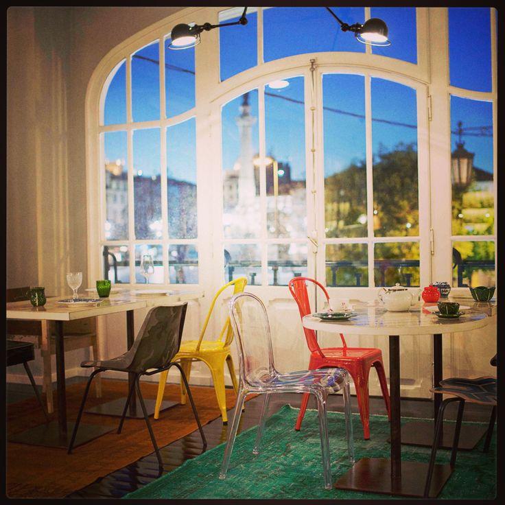 Bastardo Restaurant - Lisbon