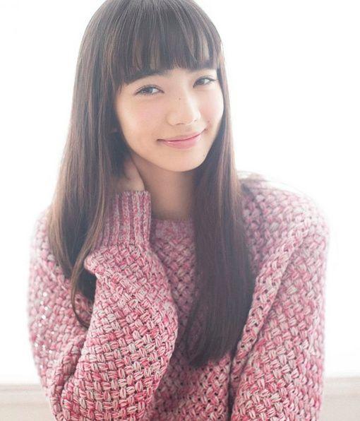 Model Nana Komatsu