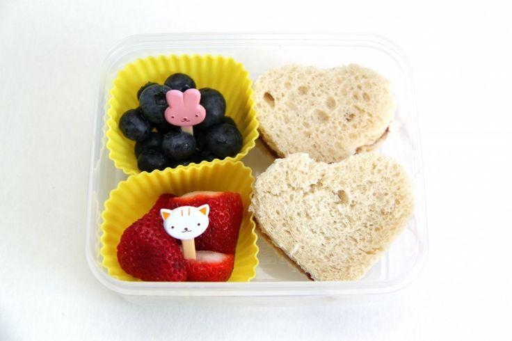 Healthy and Fun Bento Lunch box ideas!