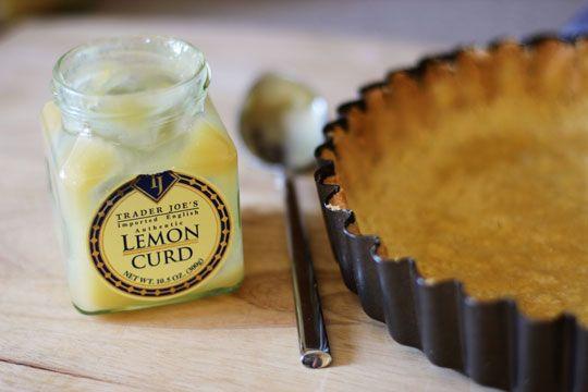 Lemon-Yogurt Icebox Tart | Recipe