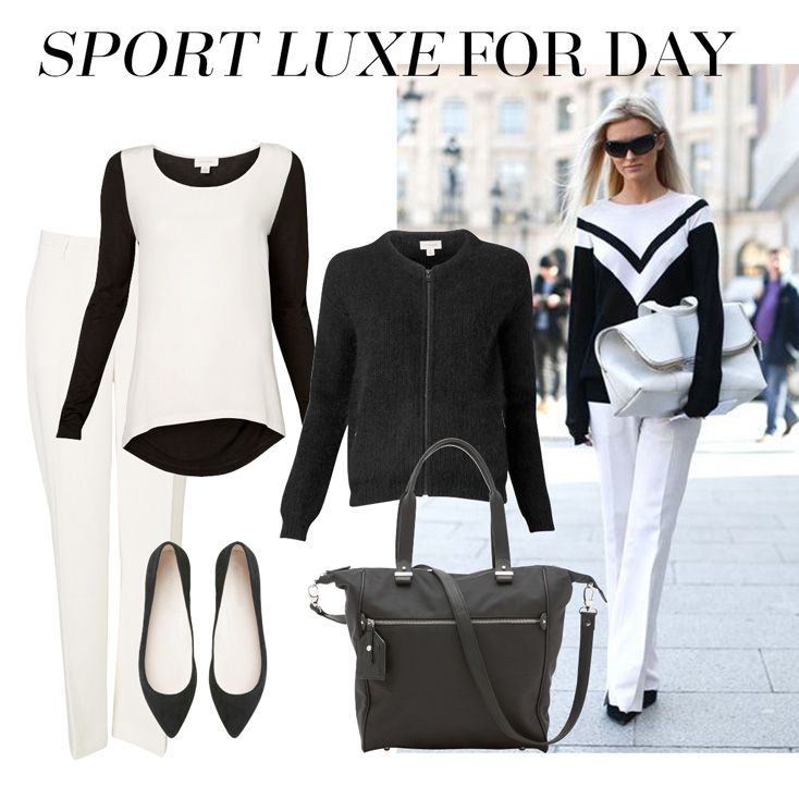 TREND EDIT: SPORTS LUXE