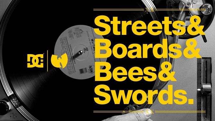 "DC SHOES: ""STREETS & BOARDS & BEES & SWORDS"" (+lista de reproducción)"
