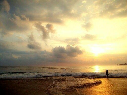 Pantai sawarna... indonesia