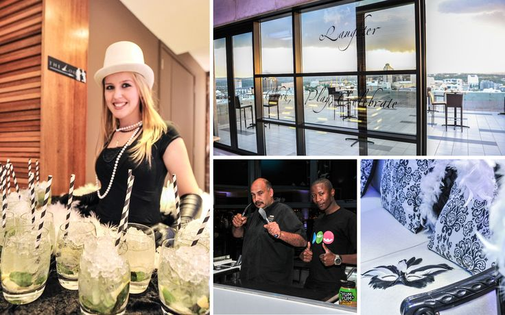 Stylish Black and White End of Year Event. #eventconcepts #TheConceptsCollection #exclusiveevents #destinationevents #FantasticFood, #FineWine #capetownevents #bespokeevents #luxuriousevents #exclusiveevents #eventfoodstyling #eventcocktails #personalisedstationery #corporatecanapes #corporatefood #eventideas #eventcatering