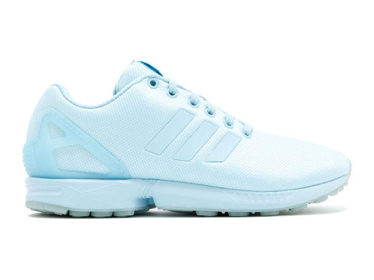 Adidas ZX Flux - Chaussure Adidar Pas Cher Pour Homme blu/blublu/blublu aq3100