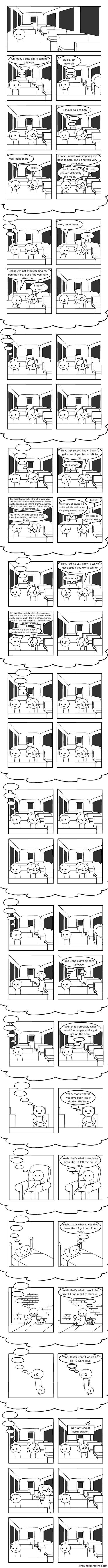 Comics that say something. - Quora