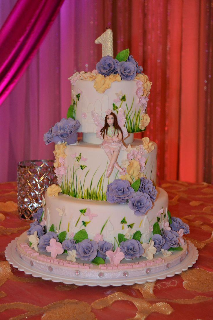 Fairy Garden Cakes And Bakes