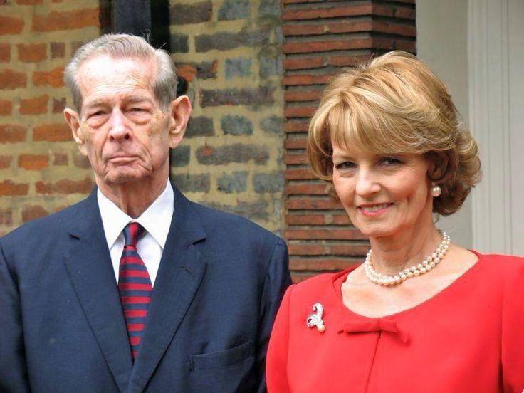 King Michael and Crown Princess Margarita