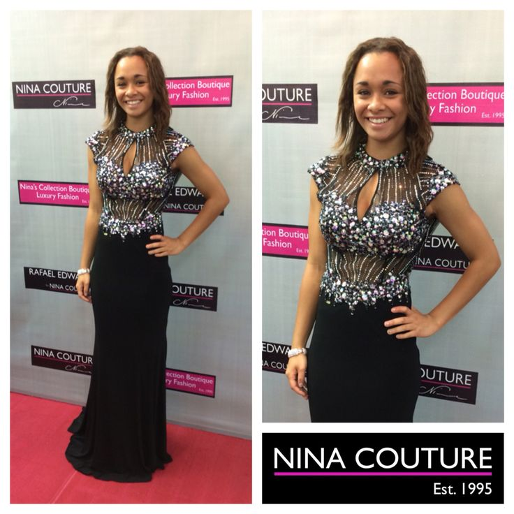 I said yes to the prom dress with designer Rafael Edward for Nina Couture at Nina's Collection Boutique #prom #prom2015 #lbd #openback   ninacouture.ca 905.896.9177 facebook.com/ninascollectionboutique  @ninascollection #ninacouture