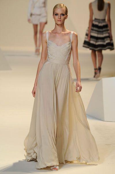 Elie Saab, Paris Fashion Week Spring 2013