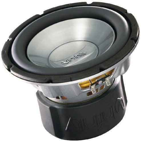 Infinity Reference 860w 8-Inch 1,000-Watt High-Performance Subwoofer (Single Voice Coil) by Infinity. $48.08. Amazon.com                Infinity's 860w 8-inch Single Voice Coil Subwoofer makes the perfect upgrade to your factory system or where space is an issue.               The Infinity Reference Series Infinity's Reference Series has been engineered to deliver best-in-class performance for those looking to replace or upgrade their factory speakers. Features like Infinity's Pl...