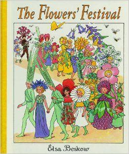 The Flowers' Festival: Mini Edition: Elsa Beskow: 9780863157288: Amazon.com: Books