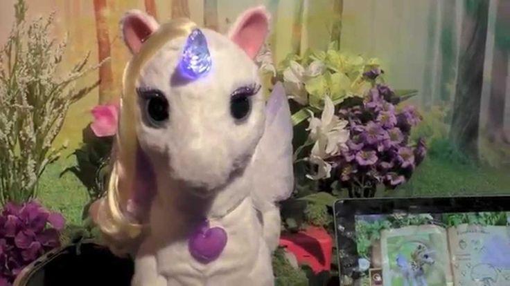 FurReal Friends StarLily Magical Unicorn, Jumpin' Pug and