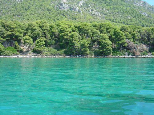 Grogolimano, Evia Island