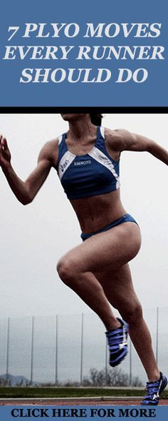 To learn more about the 7 plyometric exercises you should do as a runner, then go to: http://www.runnersblueprint.com/plyometric-exercises-for-runners/ #Runnersworkouts #Plyometrics