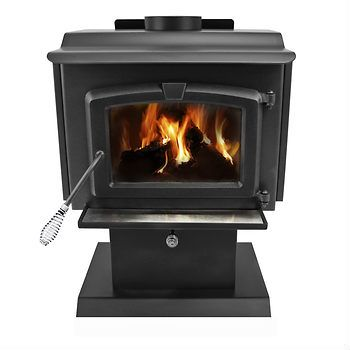 Pleasant Hearth Small Wood Stove with Variable Speed $650 Blower - BJ's Wholesale Club
