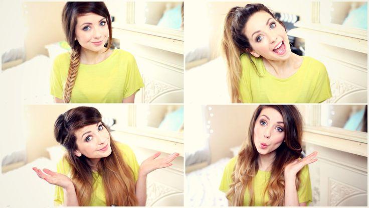 zoella hair   Zoella   Beauty, Fashion & Lifestyle Blog ...