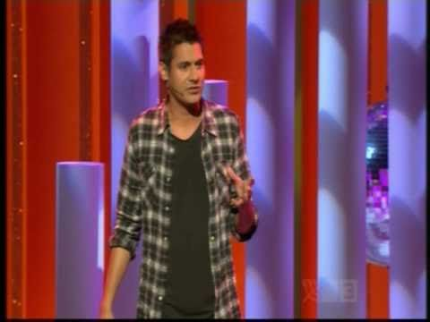 Danny Bhoy 2011 At The NZ Comedy Gala