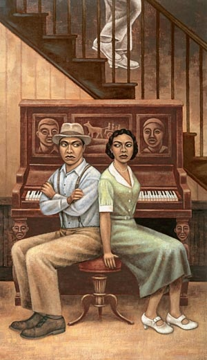 Piano lessons by august wilson