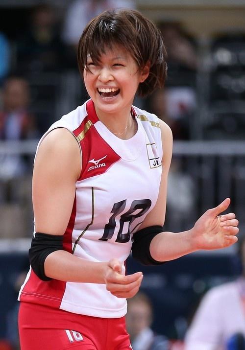 Volleyball Sweetheart - Kimura Saori.