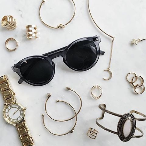Elige el complemento perfecto para tu look!!  ☺️ #inspiration #fashion #Style #look #sunglasses #jewelry #watch