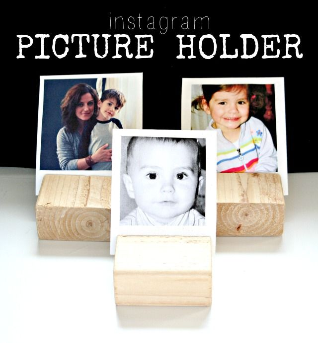 Guest Post: Instagram Picture Holder
