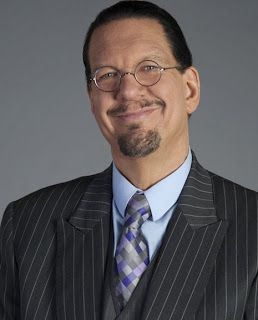 WILD ABOUT HARRY: Penn Jillette on the importance of magicians