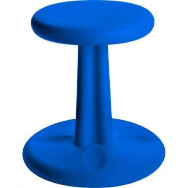 """Kore Kids Wobble Chair 14""""H Blue"""