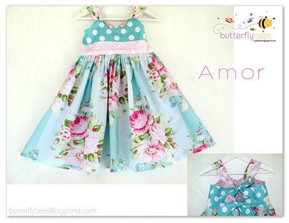 Amor Dress Custom Order by Butterflybees on Etsy