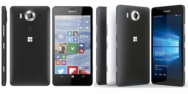 Διαγωνισμός Microsoft Lumia Greece με δώρο ένα κινητό Microsoft Lumia 950 και ένα Microsoft Lumia 550