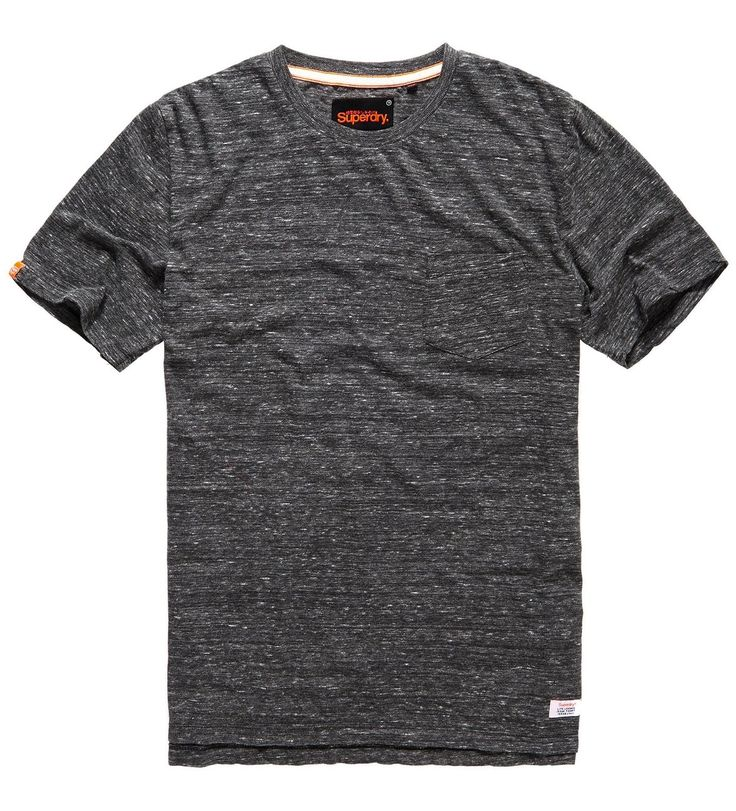 Superdry - Lite Loom City Space Tee