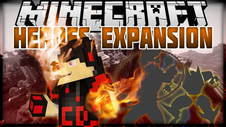 Heroes Expansion Mod 1 12 2 1 7 10 Superpowers In Minecraft Miinecraft Org Minecraft Minecraft Mods Mod