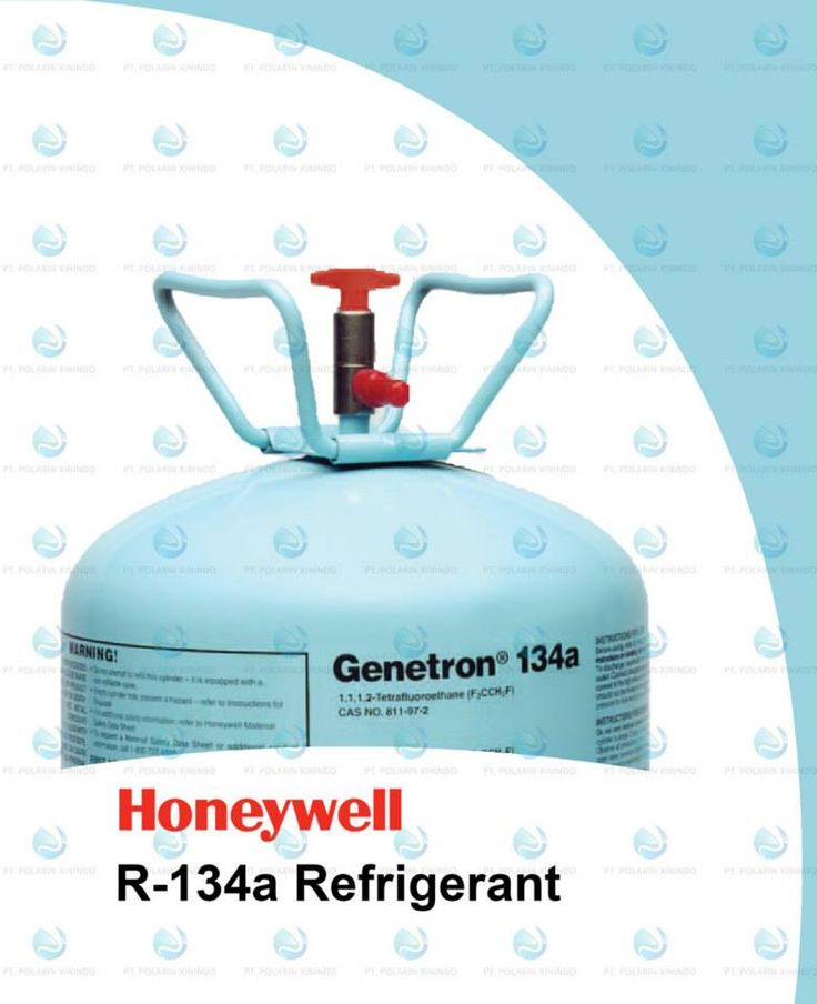 Menggantikan R-12 di auto AC dan di perumahan, komersial dan industri sistem pendingin. Untuk peralatan baru.