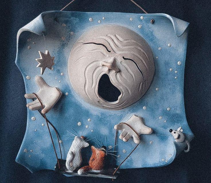 Светлана Виноградская – замечательный художник – керамист из города Харькова.