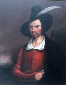 One well-known pirate, Jean Lafitte of the Barataria Pirates, is reputed to have had a crew of one thousand. The mythology surrounding Lafitte portrays him as both criminal and hero. He considered himself not a pirate but a privateer. The black market provisions that he trafficked helped to maintain the Southern, and at that time far Western, reaches of the United States—an area neglected by most of the nation. New Orleans and the Delta depended on supplies from the pi