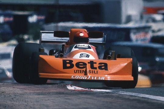 Vittorio Brambilla  March - Ford 1976