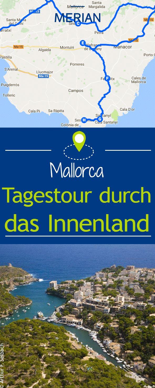 Hier ist die Baleareninsel noch authentisch und unverfälscht: Lernt das Innenland Mallorcas auf einer Tagestour kennen. Erkundet kleine Bergdörfer, schlendert über Märkte und genießt die lokale Lebensart.
