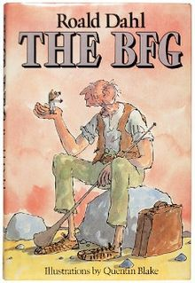 Another Dahl book....another all time favorite.