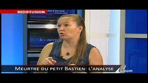 Annabelle Boyer, synergologue analyse la vidéo d'une mère, Charlène Cotte, accusée pour complicité de meurtre sur son fils. 2e partie